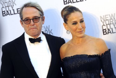 Matthew Broderick And Sarah Jessica Parker's 15 Best Red Carpet Moments