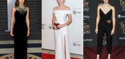 10 Looks That Consolidate Emma Watson As A Red Carpet Icon