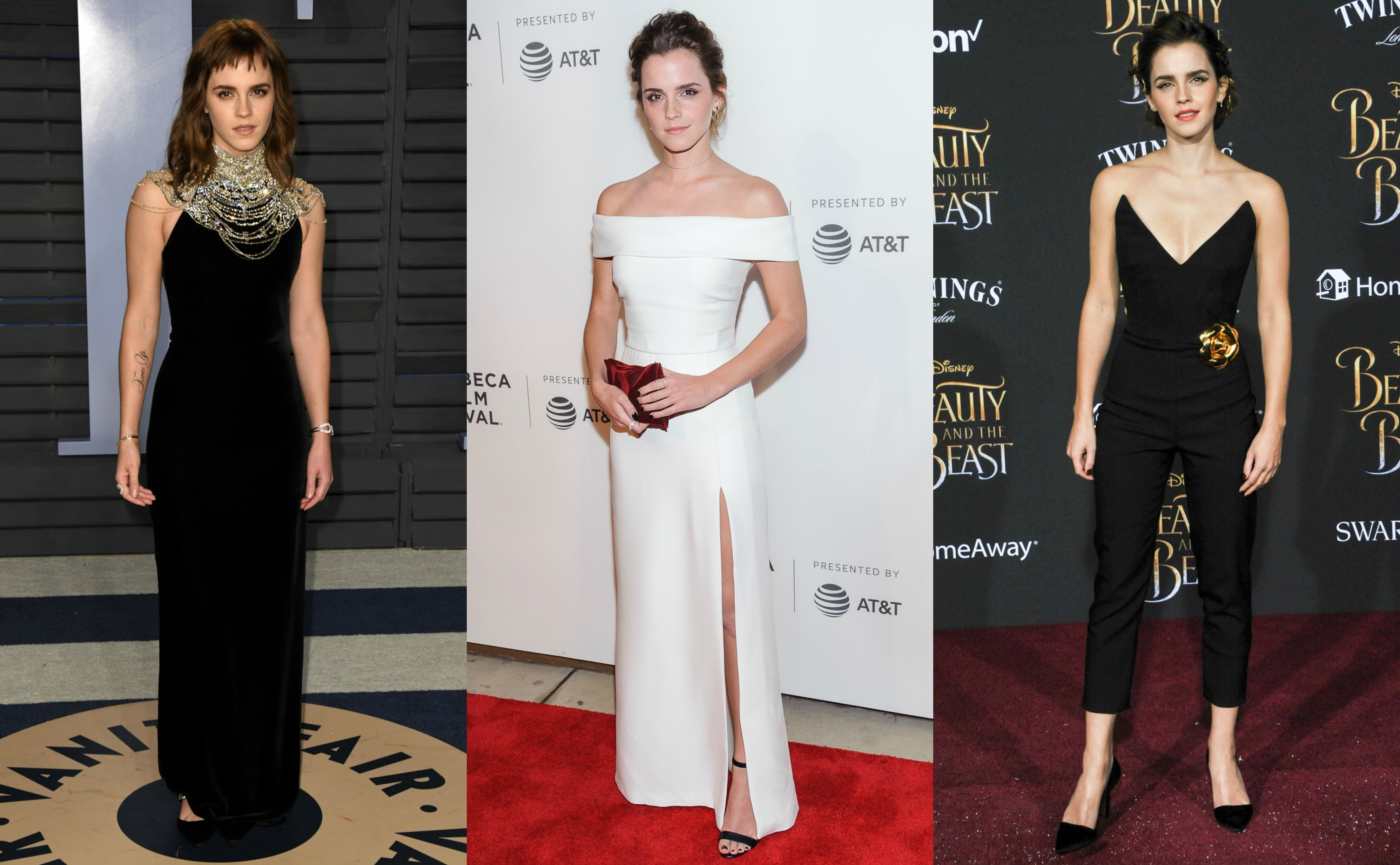 No wonder at 28, she's now considered a red-carpet expert. (Photo:WENN)