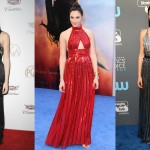 He fierce Amazonian warrior battle outfit falls short next to these superhero-worthy dresses. Click through to see 12 of Gal Gadot's best red carpet looks. (Photos: WENN)
