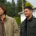 Dean and Sam Winchester are the definition of iconic TV brothers. They're archetypal heroes who have actually died (again, several times) to save each other, but they balance out their emotionally taxing job with rock music, good food, comedy, and wit. (Photo: Release)