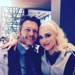 Gwen Stefani is dating country music singer Blake Shelton. (Photo: Instagram)