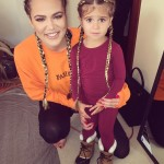 Auntie and niece matching hair do's is the new mommy and daughter matching outfits! (Photo: Instagram)