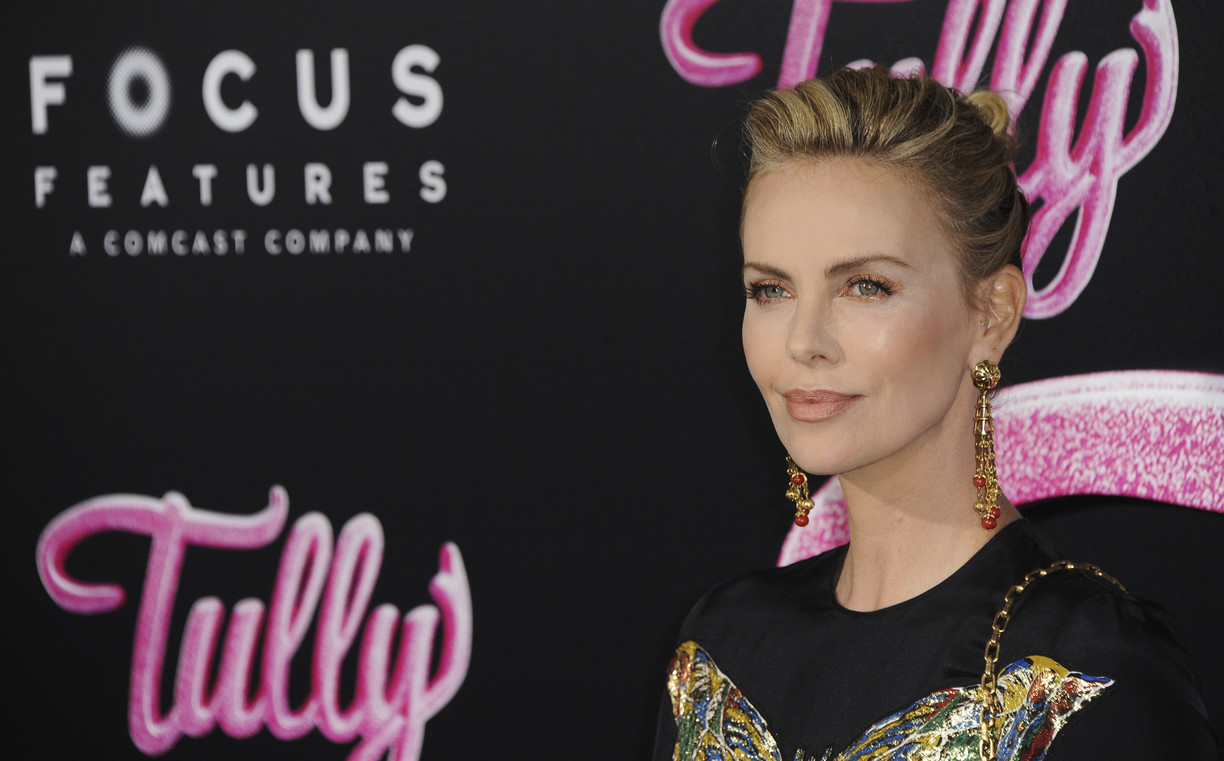 "Charlize Theron gained 50 lbs in just three months for her new role in the movie ""Tully."" (Photo: WENN)"