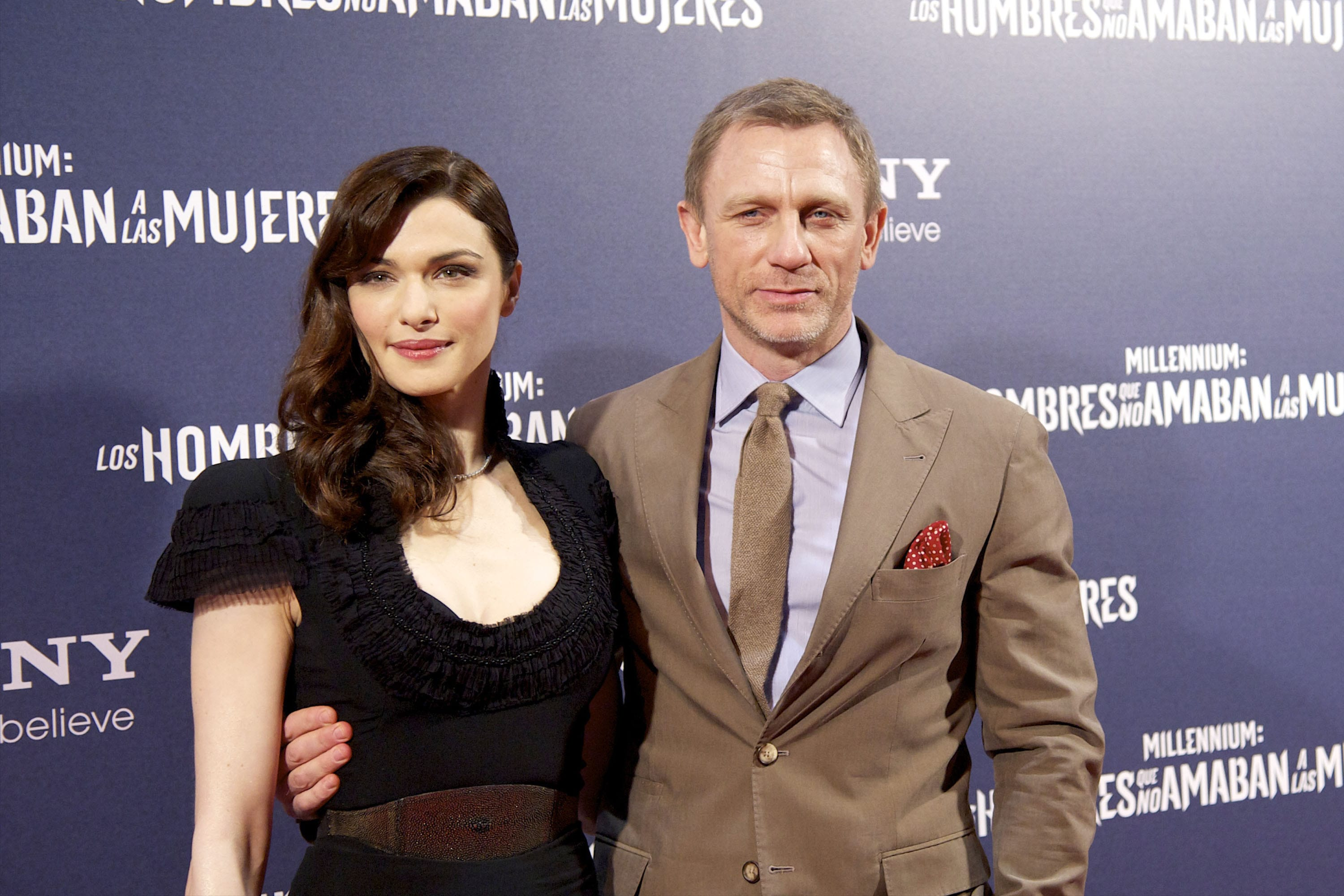 Rachel Weisz and Daniel Craig are expecting their first child together. (Photo: WENN)