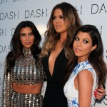 The Kardashian sisters have decided to permanently close all their DASH stores. (Photo: WENN)