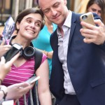 "James' fans are called McAvoyeurs, and he is content with his fan base, even though their name can be off-putting. ""The voyeuristic element of the title inspires a certain amount of paranoia, but they have proved to be the nicest, the most respectful, and kind, supportive fans over the last few years."" (Photo: WENN)"