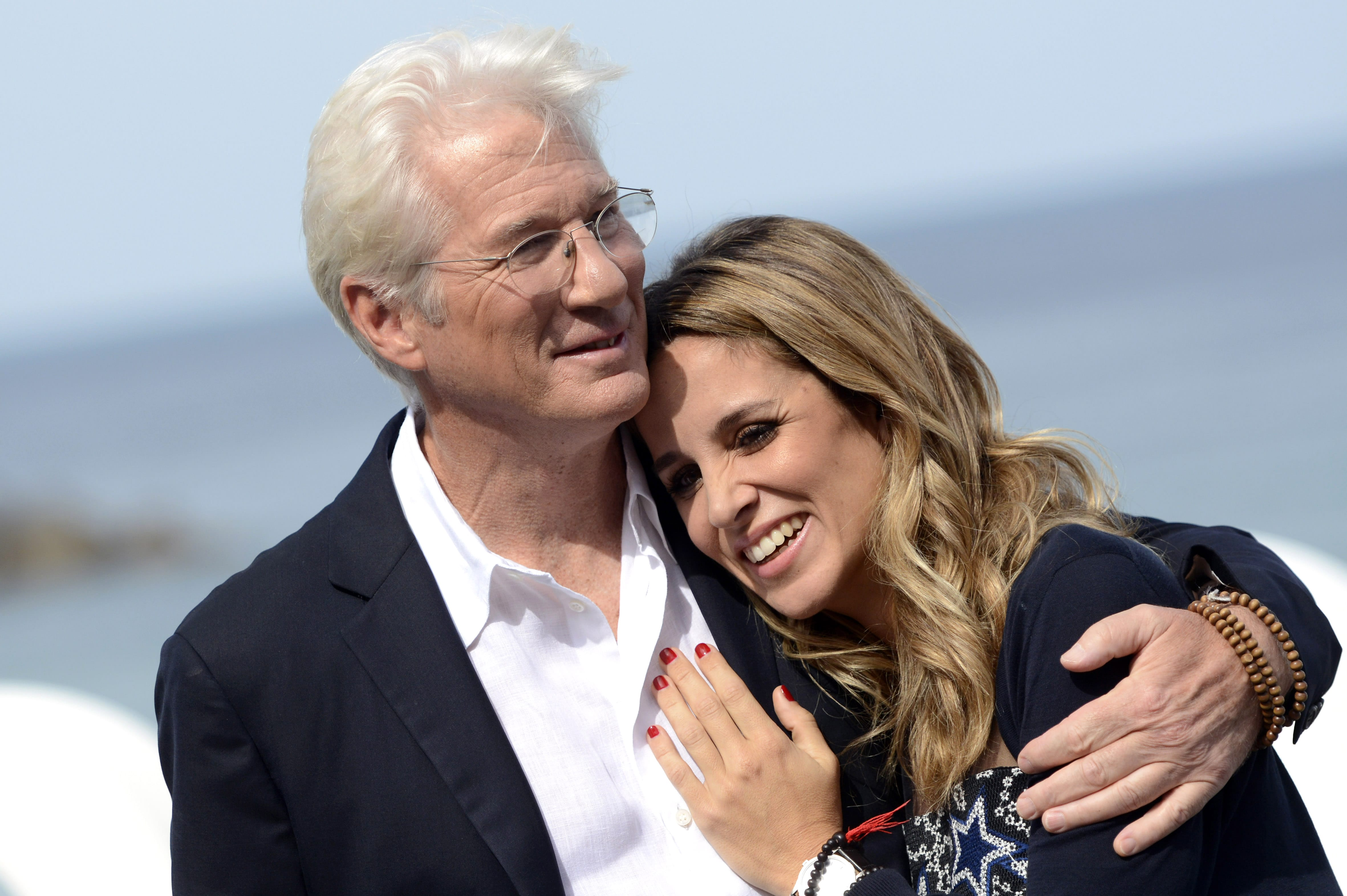 Who is Richard Gere's younger new wife Alejandra Silva? Click through our photo gallery to find out! (Photo: WENN)
