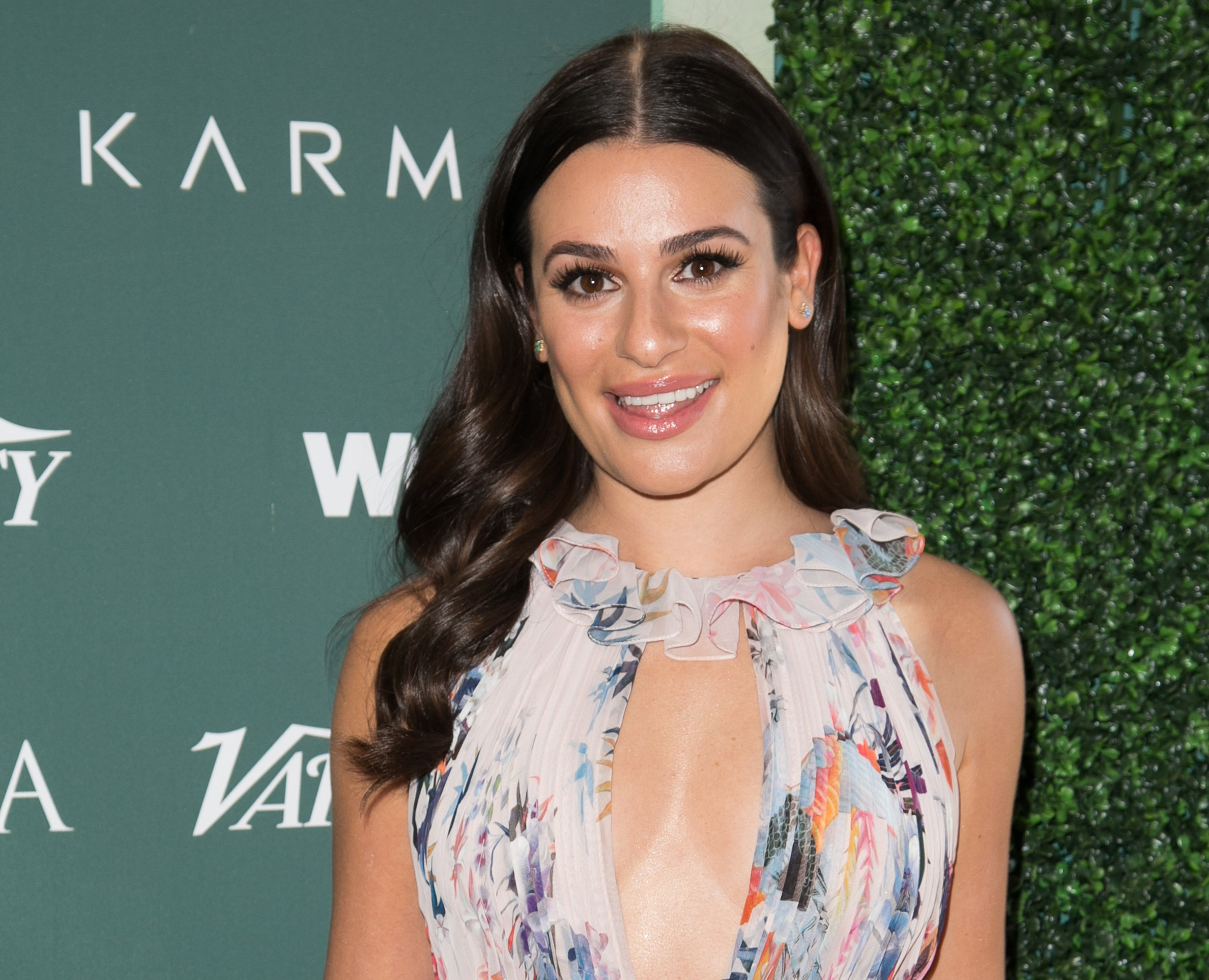 Lea Michele is engaged to boyfriend Zandy Reich! (Photo: WENN)