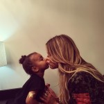 I envy North in so many different ways… (Photo: Instagram)