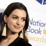 Anne Hathaway sends preventive message in anticipation to the fat shamers ahead of her weight gaining process. (Photo: WENN)