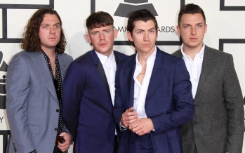 The Arctic Monkeys Announce New Album And The Song Titles Are Raising Eyebrows On Twitter