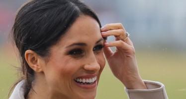 Meghan Markle's One Gray Hair Got Called Out By Marie Claire And Twitter Thinks That's Nonsense