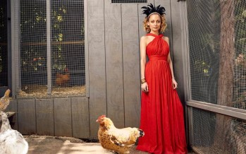 Pigs, Chickens and Horses: 17 Celebrities Cuddling With Farm Animals
