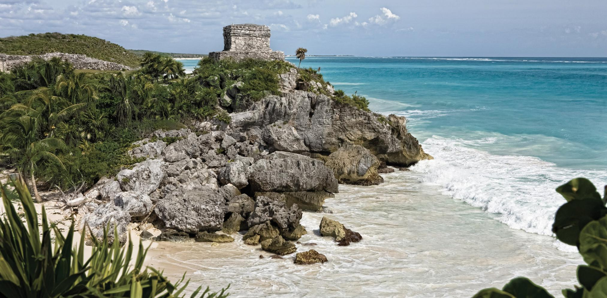 Riviera Maya in Mexico is one of millennial's favorite destinations for the summer days and the holidays. (Photo: Release)