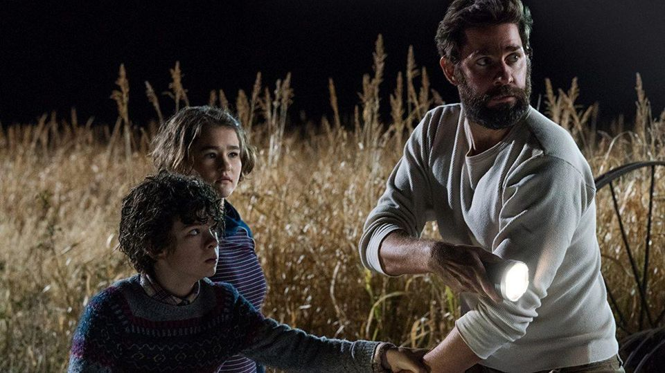 """A Quiet Place"" had a successful opening weekend, with a domestic box office of $50 million thus far. (Photo: Release)"