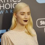 """No, it's not just you—everyone struggles to pronounce her name. Ronan has explained the pronunciation in every single interview she's done. Saoirse is pronounced like """"Sir-shuh,"""" and it means """"freedom"""" in traditional Irish. (Photo: WENN)"""