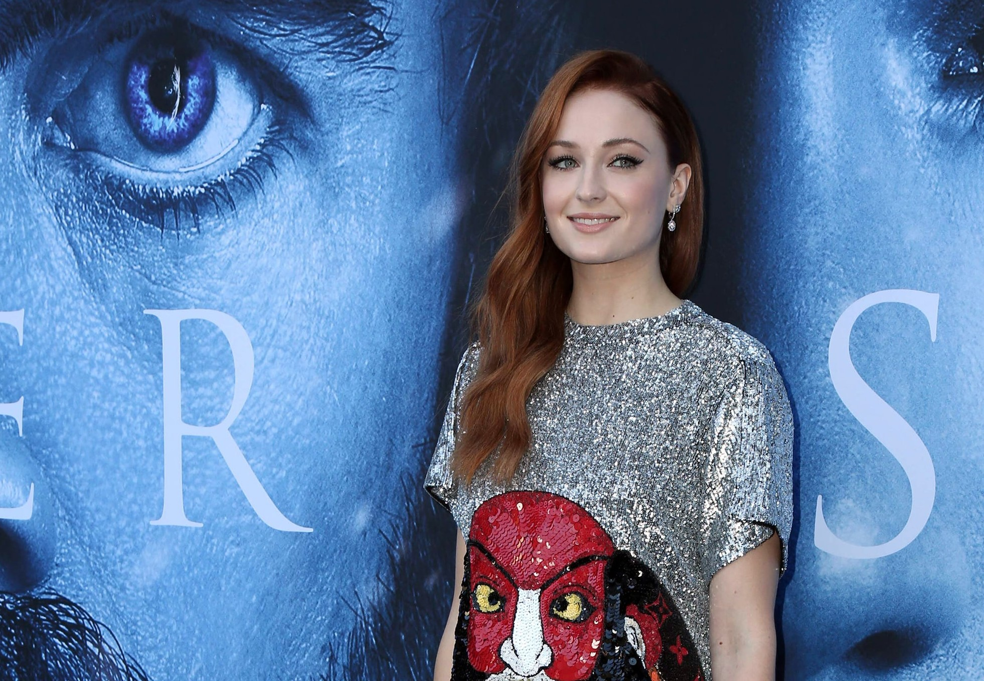 Sophie Turner values her career as an actress just as much as her engagement to Joe Jonas. (Photo: WENN)