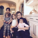 8 years being the coolest aunt ever have prepared Khloé Kardashian to be the best mom she can be! (Photo: Instagram)