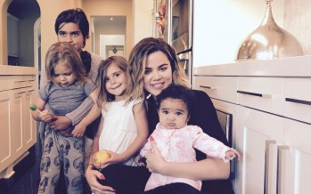 13 Instagrams That Prove Aunt Khloé Is Ready To Be The Best Kardashian Mom