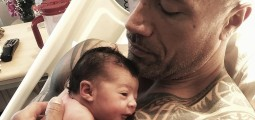 Take A Look At The Rock Cutest Daddy Moments!