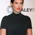 Just like Robin Scherbatsky, Cobie Smulders was born in the big white Canada! (Photo: WENN)