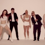 """Blurred Lines"" featuring Robin Thicke, T.I. (Photo: Release)"