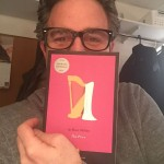"""""""Thank you, Universe for the gift of Arthur Miller,"""" Mark Ruffalo captioned this picture of him posing with Miller's book """"The Prince"""", an Tony-awarding-winning play which, by the way, Ruffally starred in. (Photo: Instagram)"""