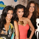 Kim, Kourtney and Khloé opened the first DASH branch in 2006, a year before the premiere of Keeping Up With The Kardashians. (Photo: WENN)