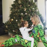 Christmas with Khloé has to be the coolest holiday! (Photo: Instagram)