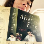 """I'm celebrating #WorldBookDay by ignoring my to-do list and getting completely lost in Lauren Belfer's And After the Fire,"" wrote Jessica Biel last year on Instagram. (Photo: Instagram)"