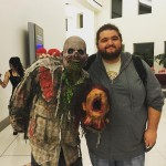 "No wonder he is bringing ancient gods and monsters back to life! Jorge Garcia has declared himself a horror super fan. ""Halloween is my Christmas,"" he says. (Photo: Instagram)"