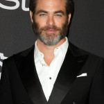 Chris Pine rarely shares details about his love life, and has even refused to talk about it in interviews. (Photo: WENN)