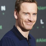 "He has a bromance with Michael Fassbender. ""Before Michael and I even met, I was already willing to go with him and be open to him, because I was like, 'This guy's f**** brilliant. (Photo: WENN)"