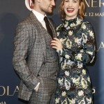 Sorry, guys! Lily is taken. She's been dating fellow Brit Matt Smith for the last four years. (Photo: WENN)