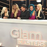 Mario has a hosting gig on Glam Masters—a fun makeup competition on Lifetime produced by non-other than Kim Kardashian! (Photo: Instagram)