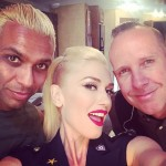 "Gwen Stefani reached international fame as the lead singer of ""No Doubt"" in the 90's. (Photo: Instagram)"