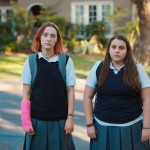 In case you were wondering how Lady Bird and Julie managed to become one of our favorite best friend couples of all time is because Saoirse and her co-star Beanie Feldstein are real-life friends! (Photo: WENN)