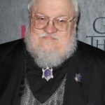 Father of the Mother of Dragos, Khal Drogo, Jon Snow, and every other living (and dead, of course) character and creature in Westeros and the rest of the Seven Kingdoms. We're talking about the amazing George R.R. Martin! (Photo: WENN)