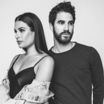 "Lea announced earlier in April she'd be reuniting with fellow ""Glee"" alum Darren Criss for a joint tour. (Photo: Instagram)"