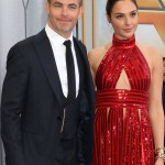 "Recently, Chris Pine starred in the hit D.C. Comics' film ""Wonder Woman"" alongside Israeli actress Gal Gadot. (Photo: WENN)"