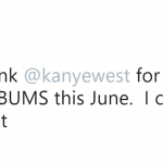 Thank you, Kanye. Just… thank you. (Photo: Twitter)