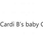 It's such an obvious choice… Don't disappoint me, Cardi! (Photo: Twitter)