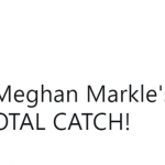 It's a total catch! (Photo: Twitter)