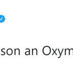 *Googles what Oxymoreon is* Oh, yeah, it totally is. (Photo: Twitter)