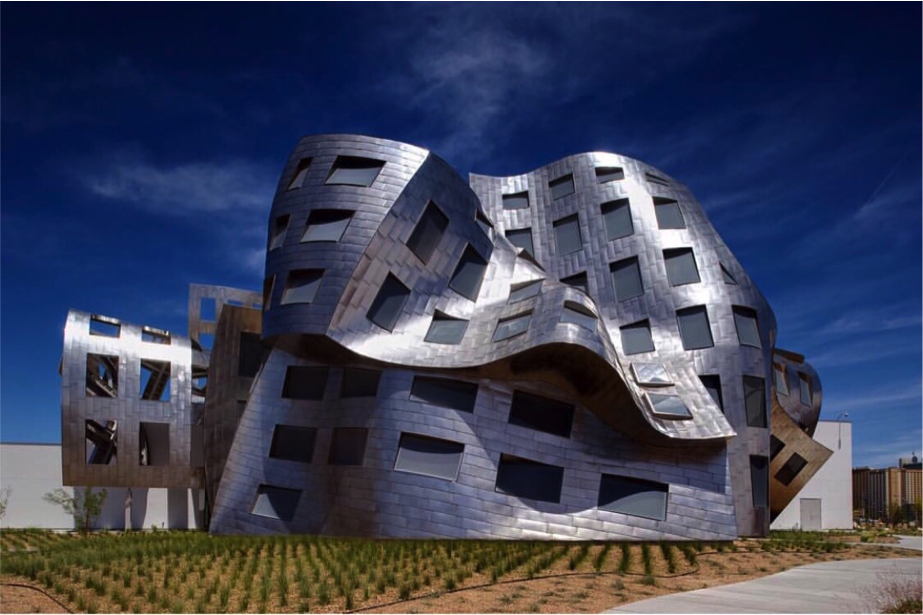 The Cleveland Clinic Lou Ruvo Center for Brain Health – Las Vegas, USA (Photo: Instagram)