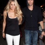 Enrique Iglesias and Anna Kournikova have led a mostly private life, despite being in the public eye. They even managed to hide their pregnancy with twins! (Photo: WENN)
