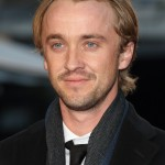 "Sure, he played obnoxious/evil/pathetic Draco Malfoy in the ""Harry Potter"" franchise. But Tom Felton is so irresistible even the Gryffindors love him now! (Photo: WENN)"