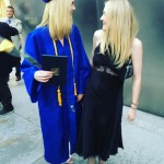 Elle Fanning became an official high school graduated in 2016. Somewhere in between filming movies and starring high-fashion campaigns, the youngest Fanning sister got her diploma from Campbell Hall, Los Angeles. (Photo: Instagram)