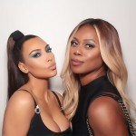 Laverne has a hosting gig on Glam Masters—a fun makeup competition on Lifetime produced by non-other than Kim Kardashian! (Photo: Instagram)